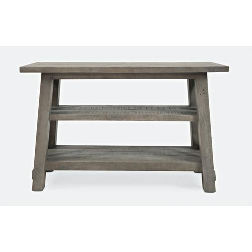 Outer Banks Sofa Table - Driftwood