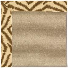 "Creative Concepts-Sisal Couture King Chestnut - Rectangle - 24"" x 36"""