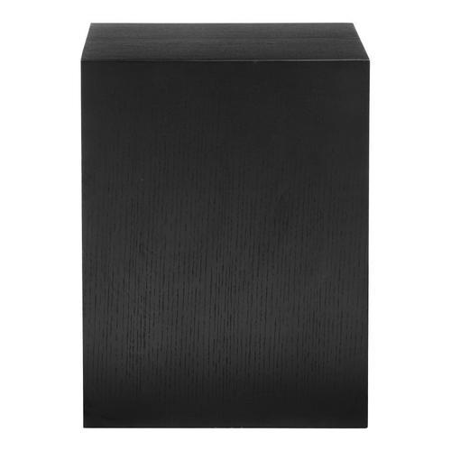 Moe's Home Collection - Zio Sidetable Black Oak