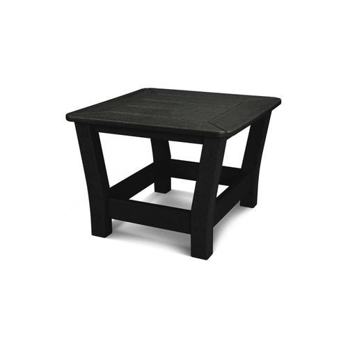 Black Harbour Slat End Table
