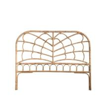"""Product Image - 64""""W x 56""""H Rattan Queen Size Headboard"""