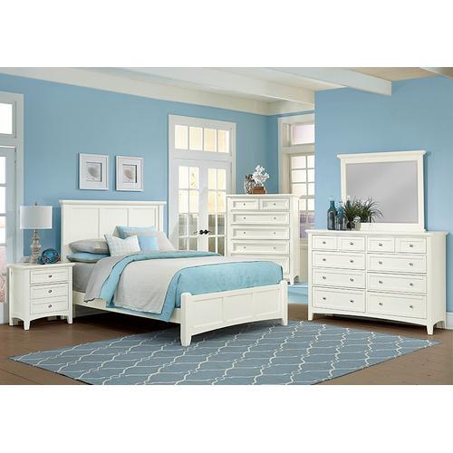 Vaughan-Bassett - 8-Drawer Storage Dresser