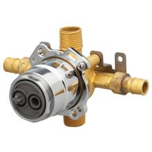 New - Treysta® Tub & Shower Valve- Horizontal Inputs Without Stops- Cold Expansion Pex