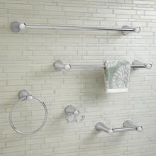 See Details - C Series Double Robe Hook  American Standard - Polished Chrome