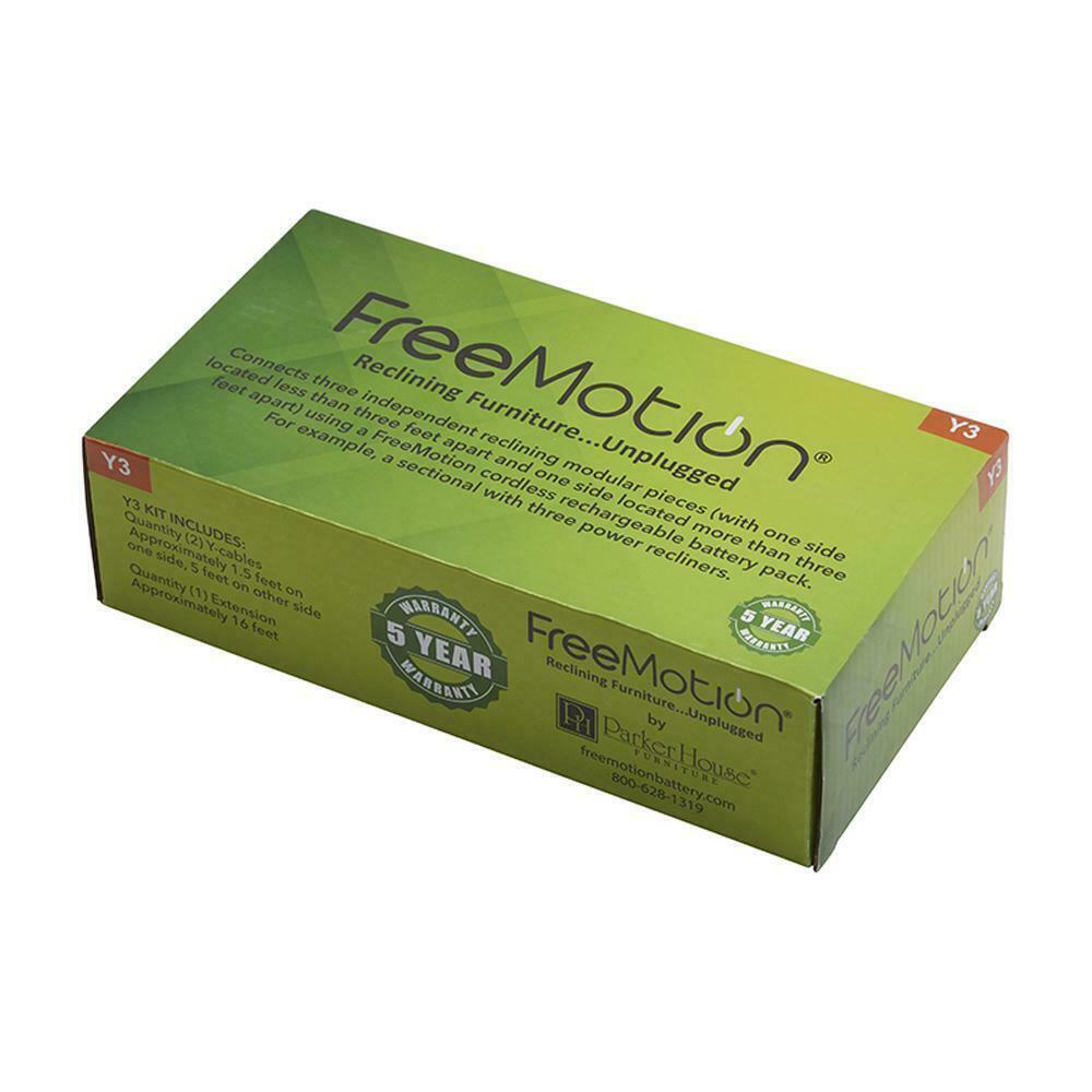 See Details - FREEMOTION Freemotion Kit for 3 power modular units