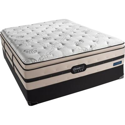 Beautyrest - Black - Kate - Plush - Pillow Top - Queen