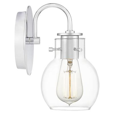 Andrews Wall Sconce in Polished Chrome