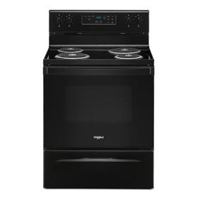 4.8 cu. ft. Whirlpool® electric range with Keep Warm setting