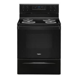 Whirlpool  4.8 cu. ft. Whirlpool® electric range with Keep Warm setting