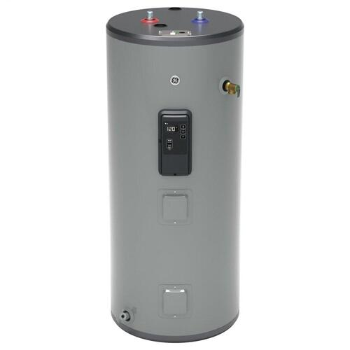 GE® Smart 40 Gallon Short Electric Water Heater