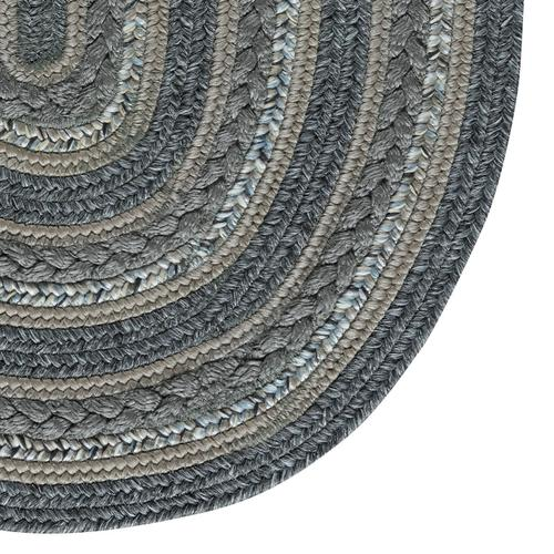 Woodbridge Nightfall Braided Rugs (Custom)
