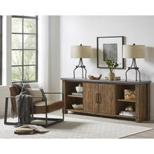 """See Details - 80"""" TV Console"""