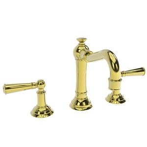 Polished Gold - PVD Widespread Lavatory Faucet