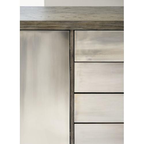 Malvern Buffet in Rustic Gray