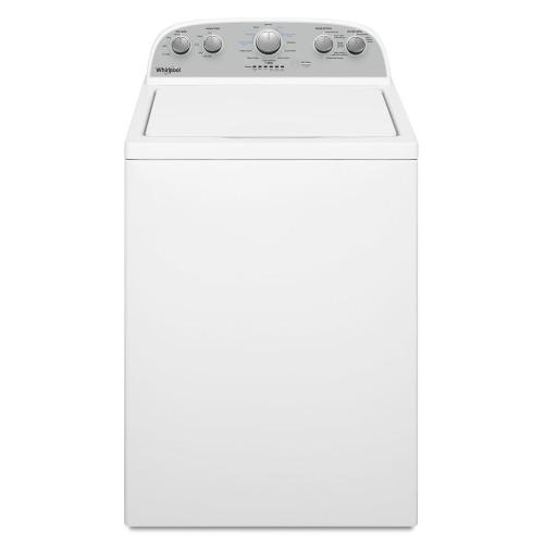 Whirlpool 3.8CF White Top Load Washer with Soaking Cycles