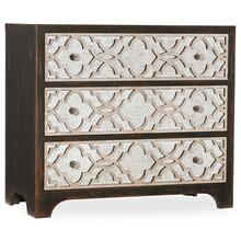 Living Room Sanctuary Fretwork Chest