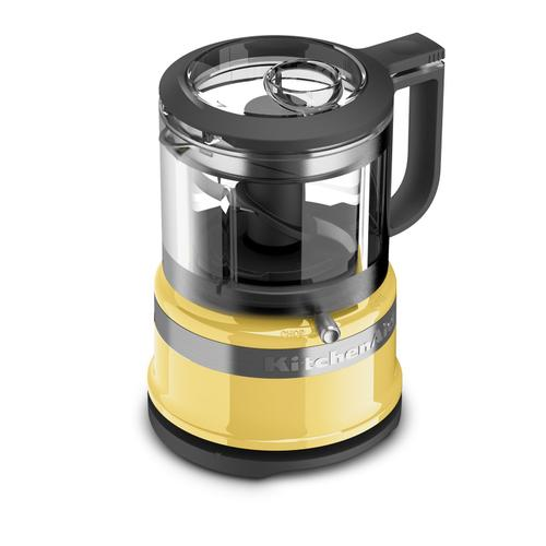 3.5 Cup Food Chopper Majestic Yellow