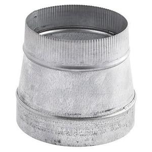 """Broan - Transition Reducer from 8"""" to 7"""" for use with Range Hoods"""