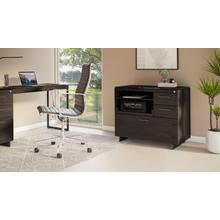 See Details - Sequel 20 6117 Multifunction Cabinet in Charcoal Black