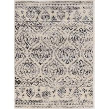 See Details - Antique Vintage With Silk Lila Ivory2x3