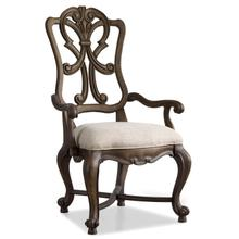 View Product - Rhapsody Wood Back Arm Chair - 2 per carton/price ea