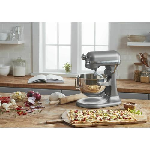 Gallery - Professional 5™ Plus Series 5 Quart Bowl-Lift Stand Mixer - Silver