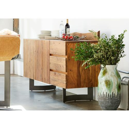 Moe's Home Collection - Bent Sideboard Smoked