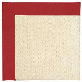 Creative Concepts-Sugar Mtn. Canvas Jockey Red Machine Tufted Rugs