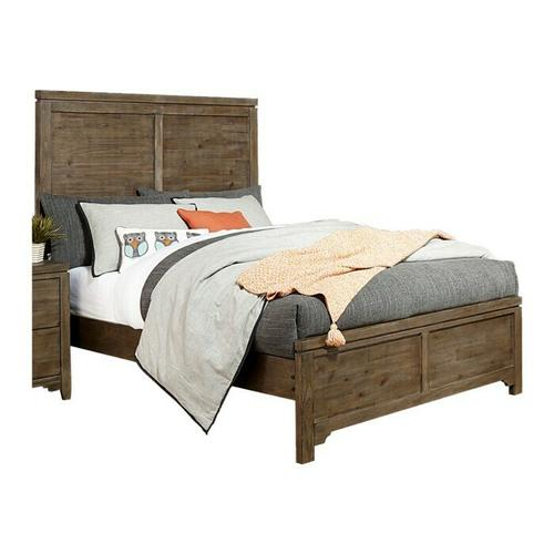 Homelegance - Queen Panel Bed