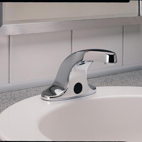 American Standard - Innsbrook Selectronic Commercial Faucet - 0.35 GPM - Polished Chrome