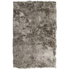 See Details - Carter Shag Taupe 5x8