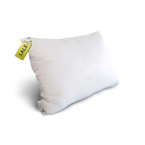 Sleep To Go - Sleep to Go by Serta MicroSupport Pillow - Queen