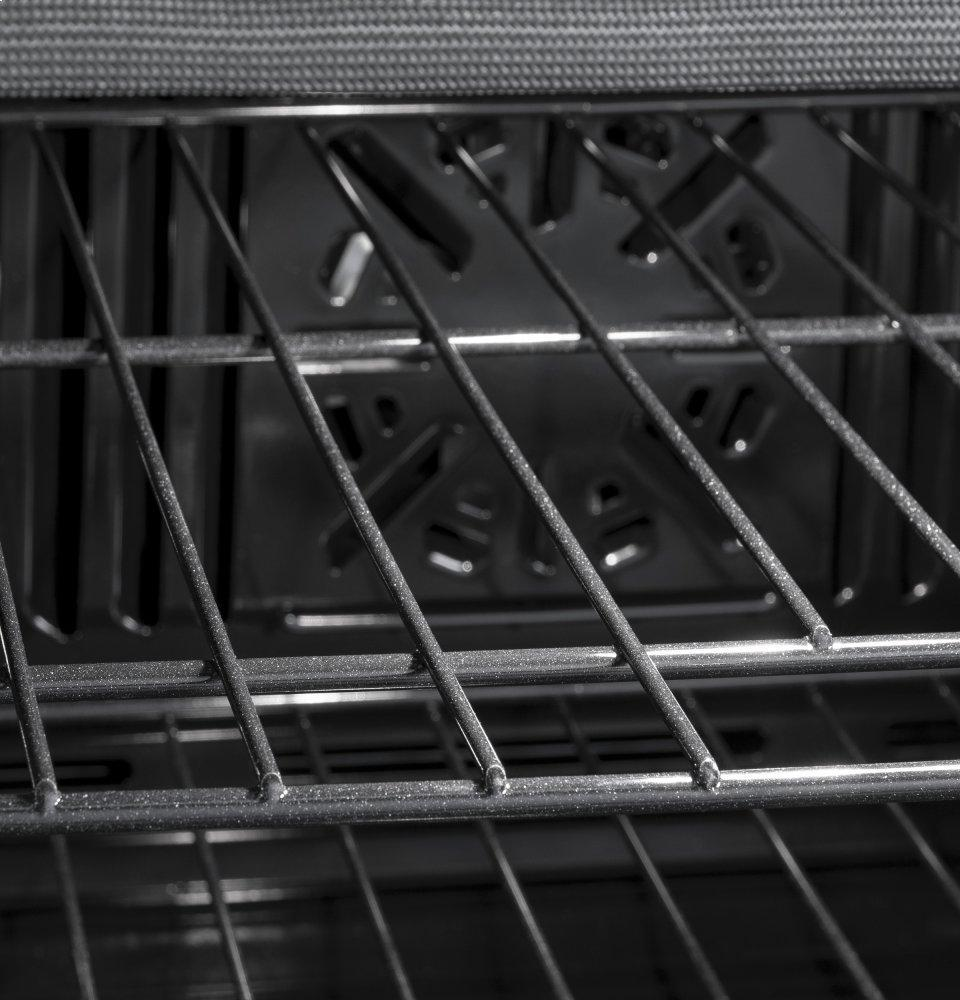 """GE® 30"""" Smart Built-In Self-Clean Double Wall Oven with Never-Scrub Racks Photo #5"""