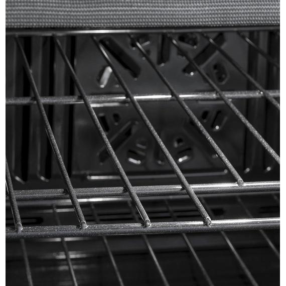 """GE® 30"""" Smart Built-In Self-Clean Convection Single Wall Oven with Never Scrub Racks"""
