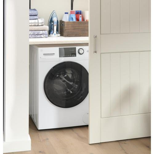 "GE® 24"" 2.4 cu. ft.Capacity Front Load Washer/Condenser Dryer Combo"