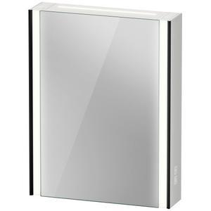 Duravit - Mirror Cabinet, Black Matte