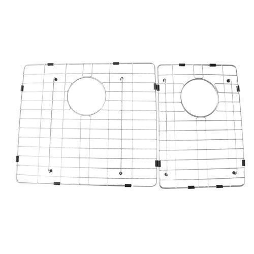 """Wire Grid Set for Guilio Kitchen Sink - 16-5/8"""" x 17-5/8"""" (12-3/4"""" x 17-5/8"""")"""