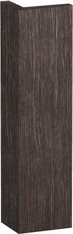 L-cube Body Trim Individual, Brushed Dark Oak (real Wood Veneer)