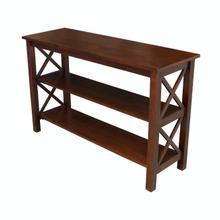 View Product - Hampton Sofa Table in Espresso