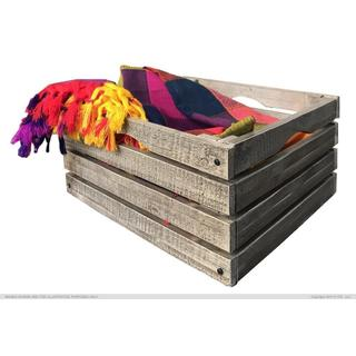 See Details - Wooden Crate