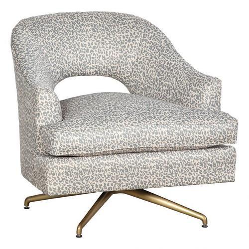 Fairfield - Jamie Memory Swivel Chair