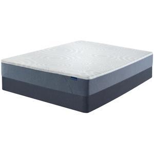 "Perfect Sleeper - Perfect Sleeper - Nestled Night 10"" Gel Memory Foam - Medium Firm - Twin XL"