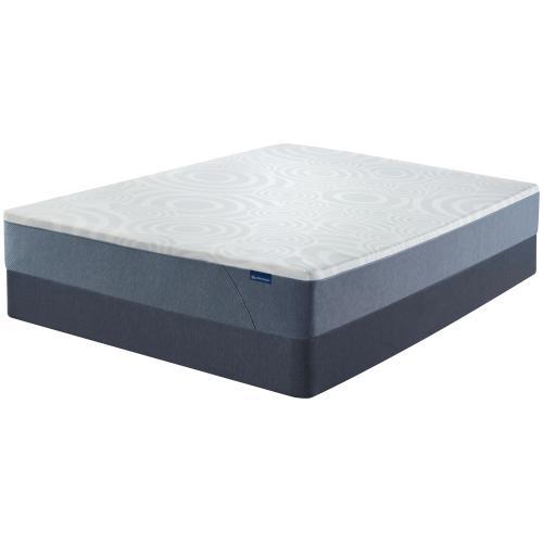 "Perfect Sleeper - Perfect Sleeper - Nestled Night 10"" Gel Memory Foam - Medium Firm - Queen"