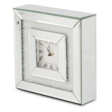 Square Table Clock 5044