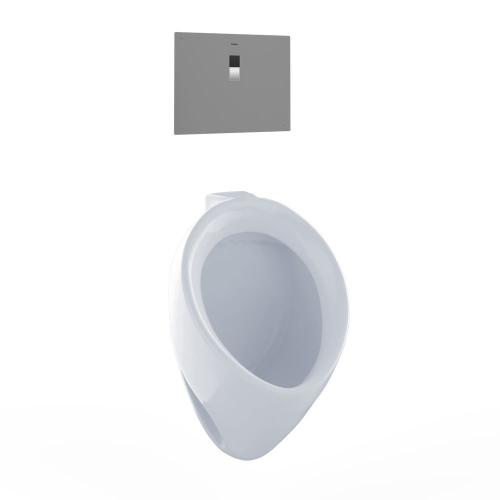 Product Image - Commercial Washout High Efficiency Urinal, 0.5 GPF - ADA - Cotton
