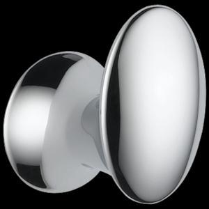 Chrome Robe Hook Product Image