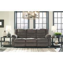 Tulen Reclining Sofa Gray