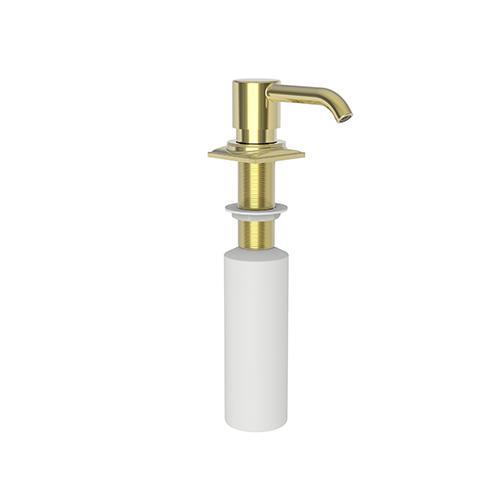 Newport Brass - Forever Brass - PVD Soap/Lotion Dispenser