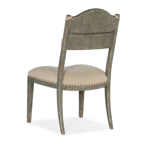 Dining Room Alfresco Aperto Rush Side Chair - 2 per carton/price ea