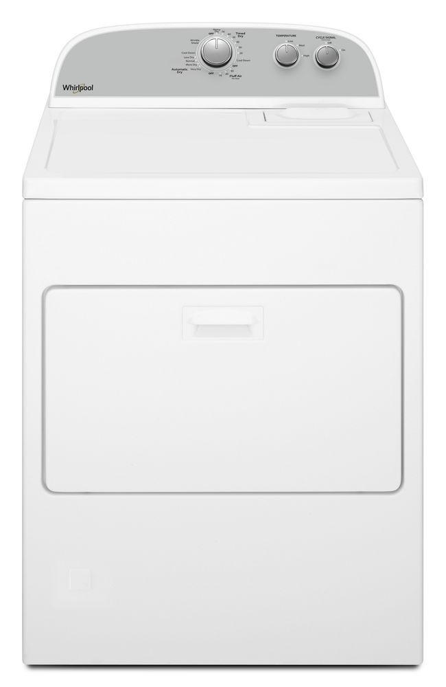 Whirlpool7.0 Cu. Ft. Top Load Electric Dryer With Autodry™ Drying System